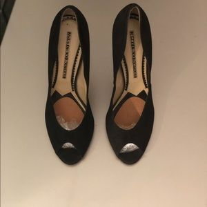 Jimmy Choo 4 1/2 in heals